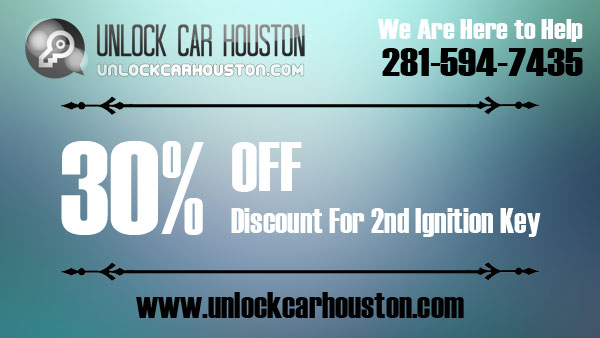 Unlock Car Houston Coupon